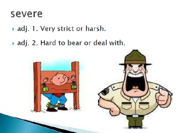 Wordly Wise Book 4, Lesson 3, Power Point