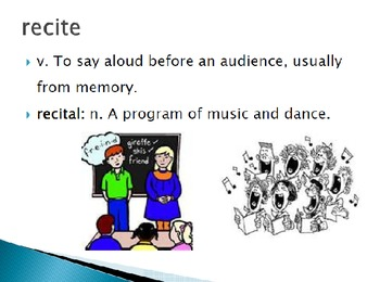 Wordly Wise Book 4, Lesson 4, Power Point