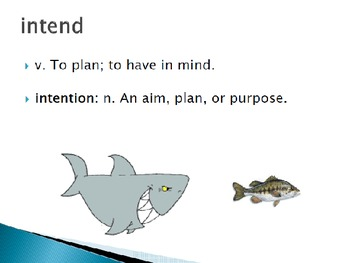 Wordly Wise Book 4, Lesson 6, Power Point