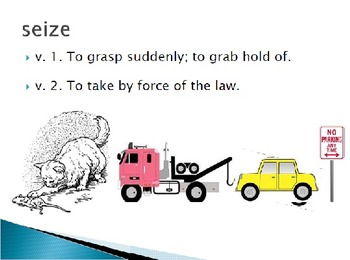 Wordly Wise Book 4, Lesson 7, Power Point