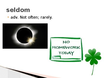 Wordly Wise Book 5, Lesson 12, Power Point