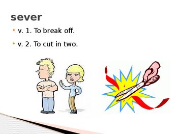 Wordly Wise Book 5, Lesson 4, Power Point