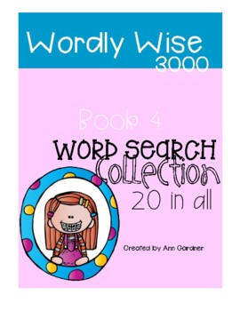 Wordly Wise Word Search Collection - Book 4