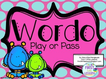 Wordo Play or Pass