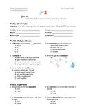 Prefix/Root/Suffix Practice: Quiz #1