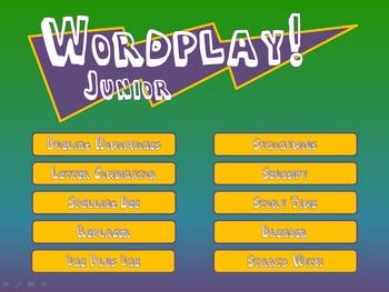 Wordplay Junior: Daily Word Games