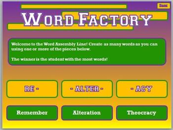 Wordplay Prime: TEN Word Games