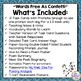 Words Free As Confetti by Pat Mora  Poetry Analysis Task C