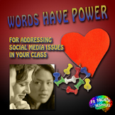 Words Have Power – Social Emotional Activity