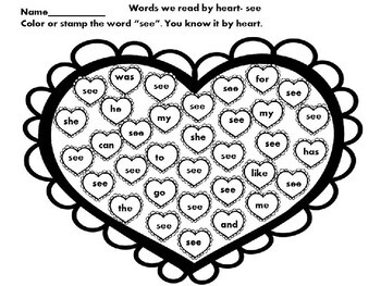 Words I Know by Heart