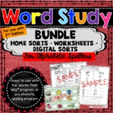 Words Our Way - Alphabetic Spellers BUNDLE 2nd Edition