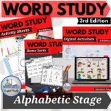 Words Our Way - Alphabetic Spellers BUNDLE 3rd Edition