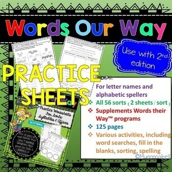 Words Our Way - Syllables and Affixes: BUNDLE