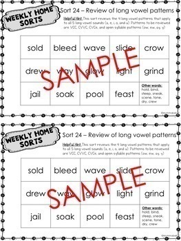 Words Our Way - Within Word Pattern Spellers: BUNDLE 2nd Edition