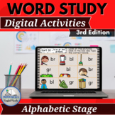 Words Our Way for Alphabetic Spellers Digital Resource 3rd Edition