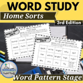 Words Our Way for Within Word Pattern Home Sorts 3rd Edition
