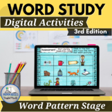 Words Our Way for Within Word Pattern Spellers Digital Resource 3rd Edition