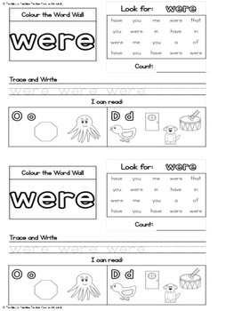 Words & Sounds Book 2