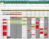 Words Their Way Automatic Inventory Marking Spreadsheet -