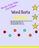 Words Their Way - Spelling BUNDLE