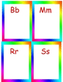 Multiple Letter Sound Sorts; Consonant Sort (Can be used w