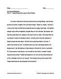 Words Their Way: Derivational Relations: Sort 11 Word Hunt