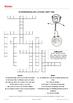 Words Their Way Derivational Relations Spelling Crosswords