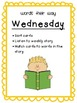 Words Their Way First Grade Common Core- Editable