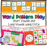 Words Their Way - GAME BUNDLE - Within Word Pattern - Sorts 6 - 10