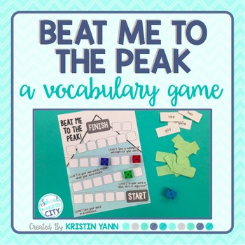 Word Study Game: Vocabulary