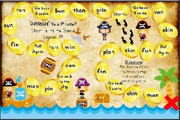 Word Study Games 09-11 (Letter Name Stage)