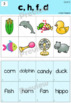 Letter Name Alphabetic Games & Worksheets (Unit 1) Initial Consonants