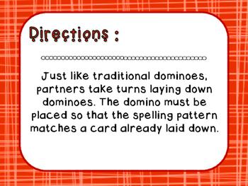Words Their Way - Letter Name Alphabetic - Sort 39 Dominoes FREEBIE!