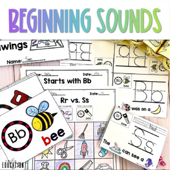 Words Their Way Letter Name Alphabetic Spellers Beginning Consonant Sounds