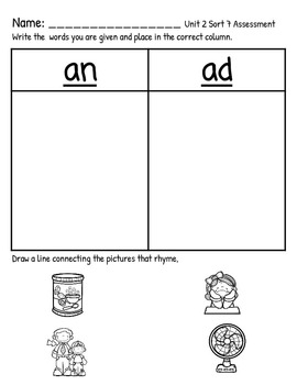 Words Their Way: Letter Naming: Spelling Sorts, Assessments and Practice Pages