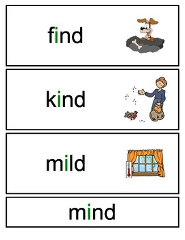 Words Their Way Level B Word Wall Sorts 19-36