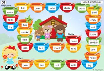 Word Study Games & Worksheets - Within Word Pattern MEGA BUNDLE
