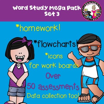 Mega-Pack 3 for Syllables and Affixes Spellers Data Collection
