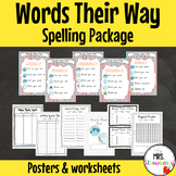 Words Their Way Spelling Package