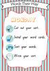 Words Their Way Spelling Package