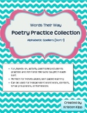 Words Their Way - Poetry Practice Collection (Alphabetic S