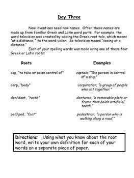 Words Their Way Sort 38