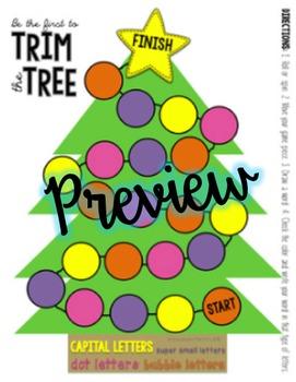 Christmas Spelling Game