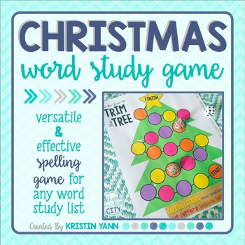Christmas Spelling Teaching Resources | Teachers Pay Teachers