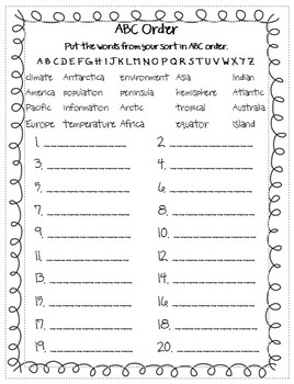 Words Their Way Syllables and Affixes BUNDLE