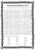 Words Their Way Syllables and Affixes word searches for sorts 1-56