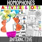 Words Their Way Within Word Pattern Spellers Unit 10 Homophones