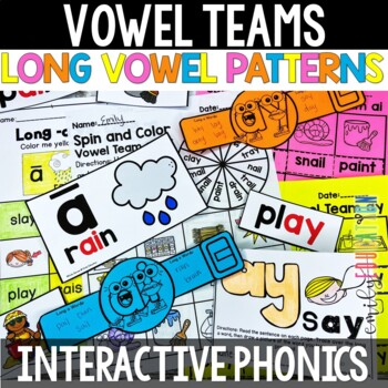 Words Their Way Within Word Pattern Spellers Unit 4