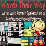 Words Their Way Within Word Pattern Spellers Unit 5