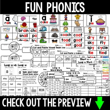 Words Their Way Within Word Pattern Spellers Units 1-5 BUNDLE